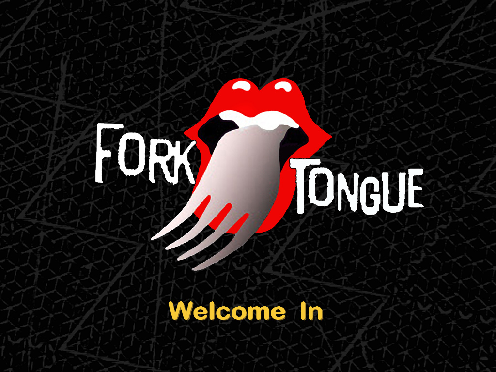 Fork Tongue Records Welcome